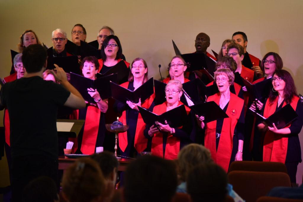 image of chancel choir