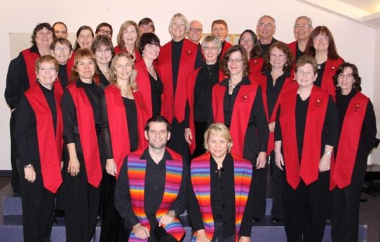 Chancel Choir 2014